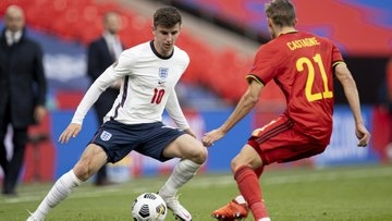 Англия - Бельгия - 2:1. Текстовая трансляция матча