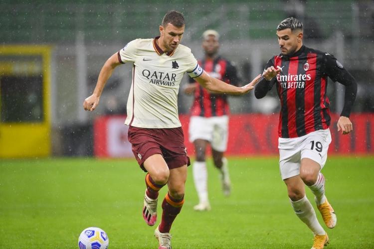 «Милан» – «Рома» – 3:3. 26.10.2020. Обзор и видео матча