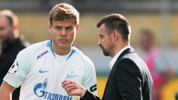 Семак: «Не получилось взять Кокорина в «Зенит»