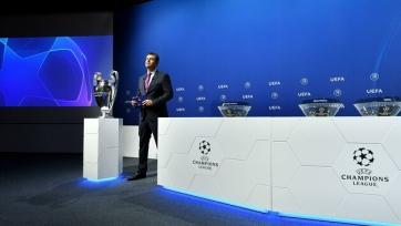 Корзины посева Лиги чемпионов