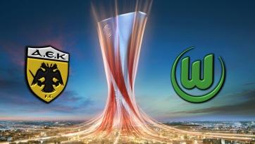 АЕК – «Вольфсбург». 01.10. 2020. Где смотреть онлайн трансляцию матча