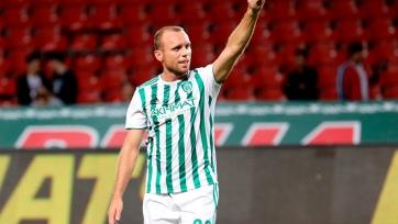 Источник: Глушаков подписал контракт с «Химками»