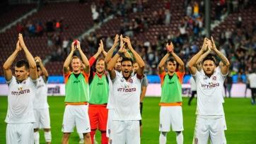 ЧФР «Клуж» вышел в групповой этап Лиги Европы