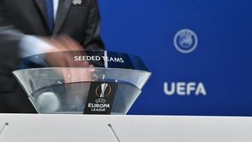 Участники жеребьевки Лиги Европы распределены по корзинам