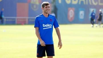 Серджи Роберто заменит Карвахаля в составе сборной Испании