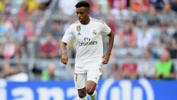 «Реал» перевел Родриго в первую команду