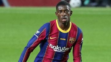 Куман: «Дембеле – игрок Барселоны»