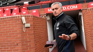 Моуринью: «В Манчестере я выиграл все, что можно было выиграть»