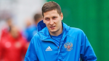 Кузяев стал игроком «Локомотива»