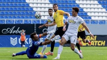«Олимпик» обыграл «Александрию» в матче с удалением, автоголом и двумя пенальти