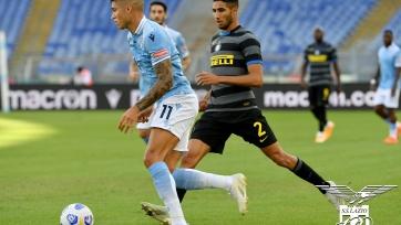 «Лацио» – «Интер» – 1:1. 04.10.2020. Обзор и видео матча