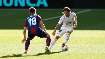 «Леванте» – «Реал» – 0:2. 04.10.2020. Обзор и видео матча