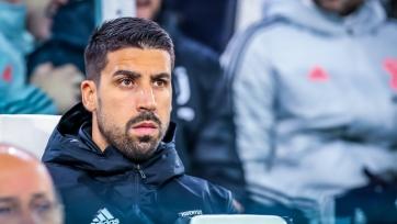 Хедира отказался от расторжения контракта с «Ювентусом»