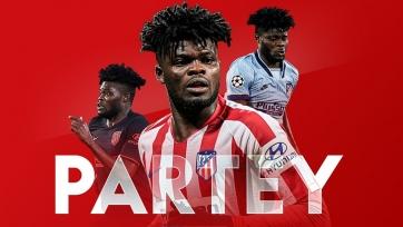 «Арсенал» подписал Парти из «Атлетико»