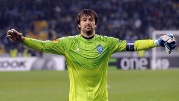 45-летний Шовковский может вновь сыграть за сборную Украины