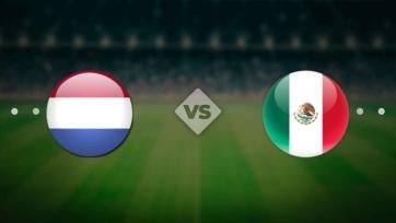 Нидерланды – Мексика. 07.10.2020. Где смотреть онлайн трансляцию матча