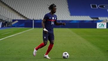 Камавинга стал самым юным бомбардиром сборной Франции за последние 106 лет