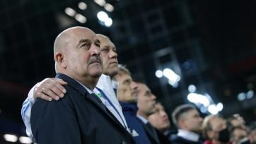 Черчесов: «С Турцией нас ждет трудный матч»