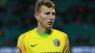 Шевченко вызвал в сборную Украины голкипера молодежной дружины