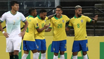 Отбор на ЧМ-2022. Колумбия разгромила Венесуэлу, Бразилия не заметила Боливию
