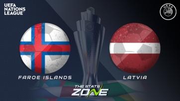 Фарерские острова – Латвия. 10.10.2020. Где смотреть онлайн трансляцию матча