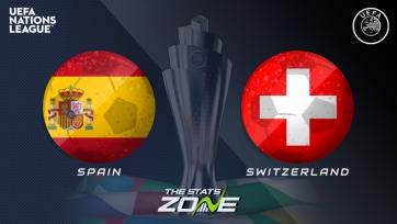 Испания – Швейцария. 10.10.2020. Где смотреть онлайн трансляцию матча