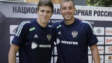 Дзюба: «Стали больше и лучше общаться с Соболевым»