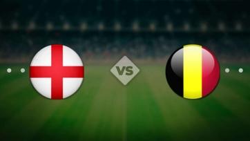 Англия - Бельгия. 11.10.2020. Где смотреть онлайн трансляцию матча