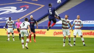 Лига наций. Франция и Португалия голов не забили, Италия и Польша сыграли в нулевую ничью
