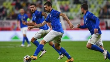 Сборная Италии находится в двух матчах от исторического рекорда