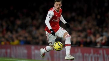 Озил получил крупный бонус от «Арсенала»