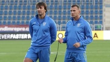 Шевченко: «Шовковский в заявке на матч с Францией – это был последний крик»