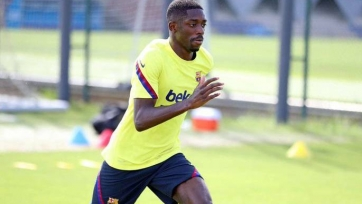 «Барселона» готова зимой расстаться с Дембеле за 45 млн фунтов