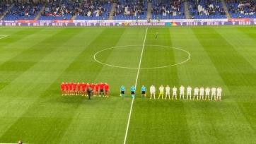 Лига наций. Россия и Венгрия голов не забили
