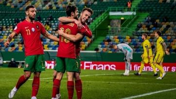 Португалия разгромила Швецию, Италия и Нидерланды сыграли вничью