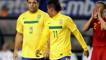 Роналдо: «Неймар, продолжай верить своим инстинктам»