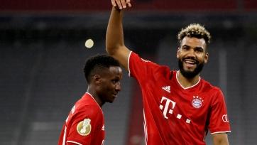 Шупо-Мотинг с гола дебютировал за «Баварию»