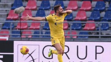 Клуб Чемпионшипа ведет переговоры с Борини