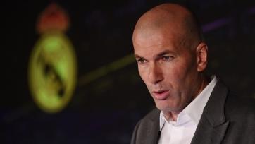 Зидан прокомментировал интерес «Реала» к Мбаппе и Холанду