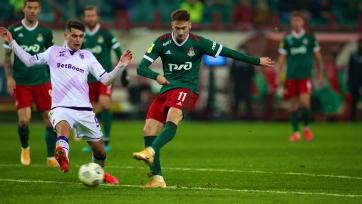 «Локомотив» минимально обыграл «Уфу», «Краснодар» сильнее «Рубина»