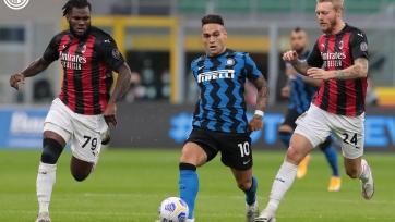 «Интер» – «Милан» – 1:2. Текстовая трансляция матча