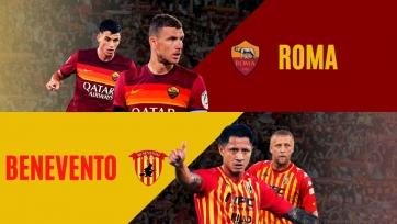 «Рома» – «Беневенто». 18.10.2020. Где смотреть онлайн трансляцию матча