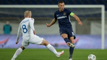 «Днепр-1» одержал первую победу в УПЛ, нанеся первое поражение «Десне»
