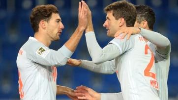 «Бавария» повторила голевое достижение 53-летней давности