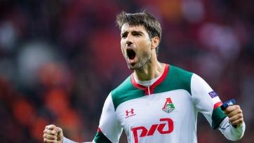 Капитан «Локомотива» вернулся в строй перед матчем ЛЧ