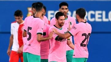 Игроки «Барселоны» отказываются идти на снижение зарплаты