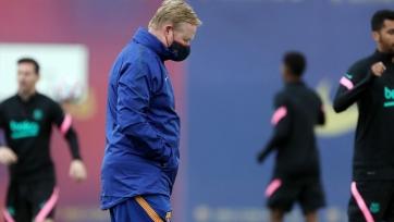 Куман: «Барселона - не фаворит Лиги чемпионов»