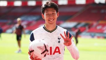 «Тоттенхэм» предложит новый контракт Сону