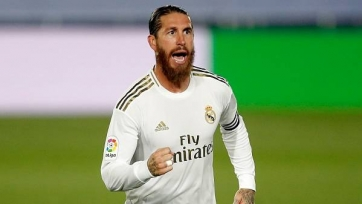Рамос рискует не помочь «Реалу» в матче с «Шахтером»