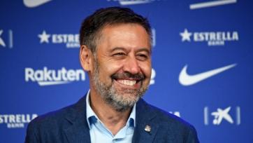 Президент «Барселоны» Бартомеу изолирован